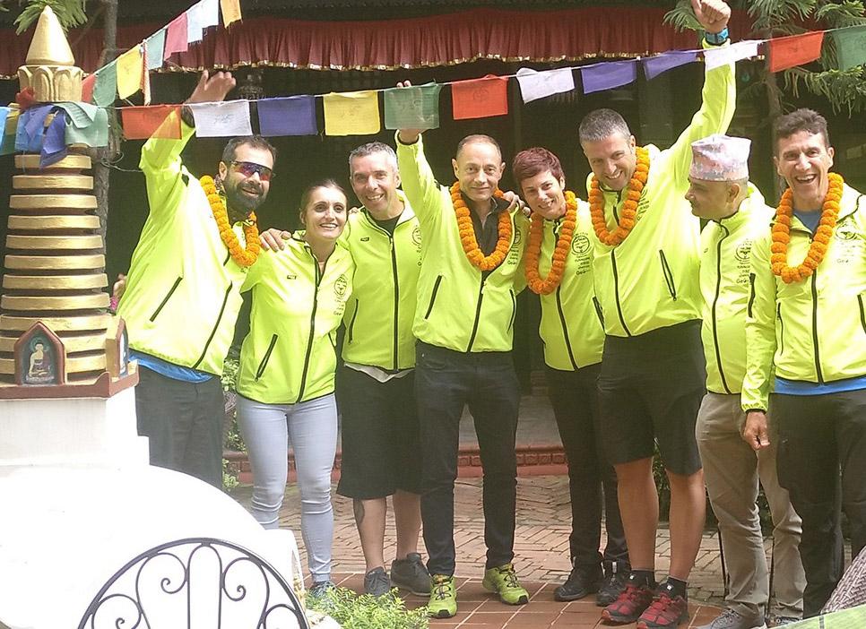 yeti marathon in ecothamel